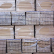 Raw parquet blocks 2 — Stock Photo