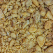 Pork Cracklin background 2 — Stock Photo