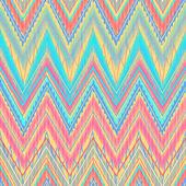 Aztec zigzag — Stock Vector