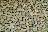 A texture of tiny stones — Stock Photo