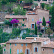 Village of Deia, Majorca — Stock Photo