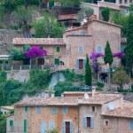 Village of Deia, Majorca — Stock Photo