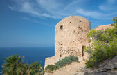 Tower above Sant Elm — Stock Photo