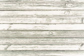 White washed painted wood plank background texture. — Stock Photo