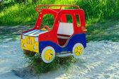 Carrusel de niños — Foto de Stock