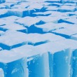 Ice blocks — Stock fotografie