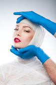 Surgery and Cosmetology — Stock Photo