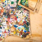 Artistic hobby — Stock Photo