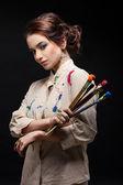 Be an artist — Stock Photo