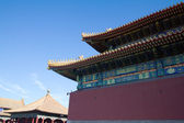 China, the Imperial Palace, Museum — Stock Photo
