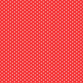 Red geometrical pattern (seamlessly tiling). — Stock Vector