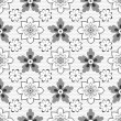 Flower pattern background — Vettoriali Stock