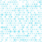 Abstract snow flake pattern wallpaper. Vector illustration — Stock Vector