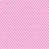 Heart shape vector seamless pattern (tiling). — 图库矢量图片