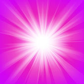 Pink and purple abstract magic light background — Stock Vector