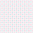 Light floral romantic vector pattern (tiling) — ストックベクタ #39916469