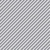 Metal textured background. Vector illustration — Stock Vector