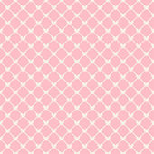 Heart shape vector seamless pattern (tiling) — Vector de stock