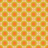 几何图案 (平铺)。矢量无缝抽象复古 — 图库矢量图片