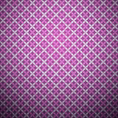 Lavender vector seamless pattern (with square swatch) — Stock Vector