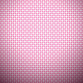 Pink and white cloth texture background. Vector illustration — Stock Vector
