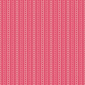 Romantic vector seamless pattern — Stock Vector