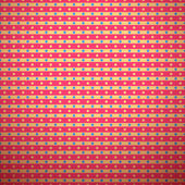 Abstract horizontal pattern wallpaper with dots — Stock Vector