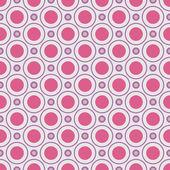 Vackra vektor seamless mönster. rosa, lila — Stockvektor
