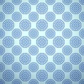 Onda diferente patrón transparente — Vector de stock