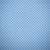 Wave different seamless pattern — Stockvector
