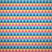 Vecteur fou coloré seamless — Vecteur