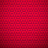 Passionate vector pattern. Hot red color — Stock Vector