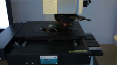 Laboratorní stůl — Stock video