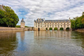 Castello di chenonceau — Foto Stock