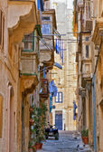 Malta - Valletta — Stock Photo
