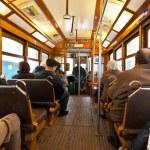 Lisbon tram — Stock Photo #27877567