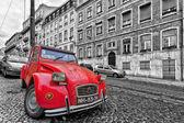 Lisbon 2CV retro car — Stock Photo