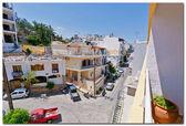 Charming streets of greek islands. Crete — Stock Photo