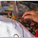Batik — Stock Photo #34685289