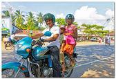 Sri Lanka transport — Stock Photo