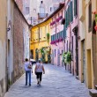 Street in Lucca, Italy — Stock Photo #35715301