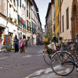 Street in Lucca, Italy — Stock Photo #35716339