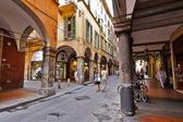 Italian district — Stock Photo