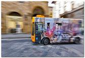 Otobüs — Stok fotoğraf
