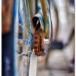 Bicycle chain — Stock Photo #35732361