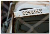 Renault znak — Zdjęcie stockowe
