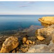 Secliffs, Cape Greco hill (Cyprus Ayia-Napa) — Stock Photo #35742655