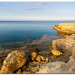 Stock Photo: Secliffs, Cape Greco hill (Cyprus Ayia-Napa)
