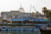 Boats in Ayia Napa, Cyprus — Foto Stock
