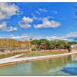 Stock Photo: Tiber river